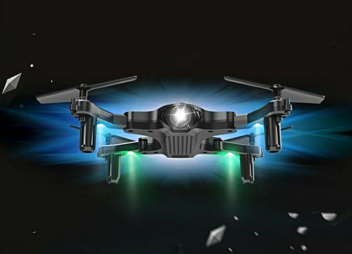 ScharkSpark Warrior II RC Drone for Beginners