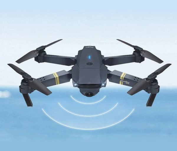 EACHINE E58 WiFi FPV Folding HD Camera Drone