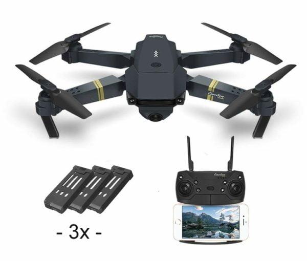 EACHINE E58 WiFi FPV HD Camera Drone Deluxe