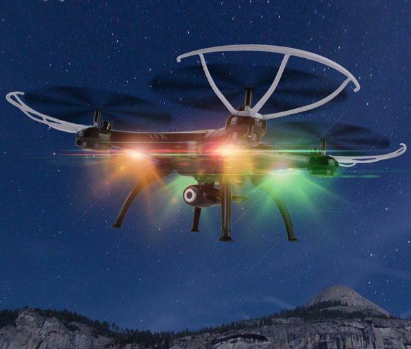Cheerwing Syma X5SW-V3 WiFi FPV RC Drone