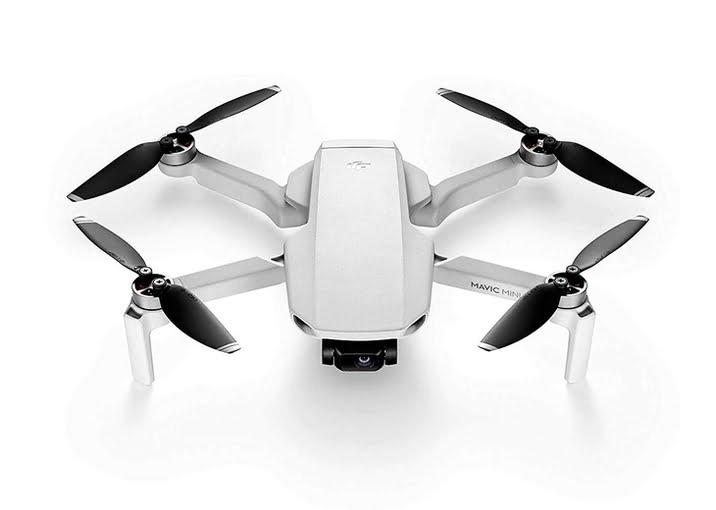 DJI Mavic FlyCam Mini-Drone