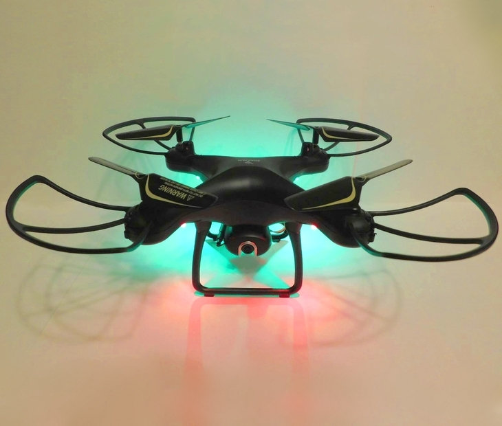 Snaptain Live Video Drone