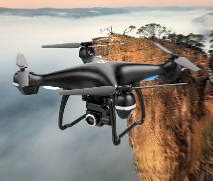 Holy Stone HS100 2K Camera Drone