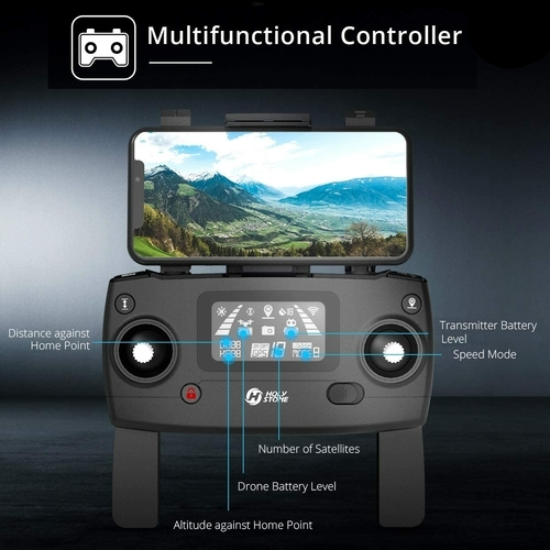 Holy Stone HS720 Camera Drone Controller
