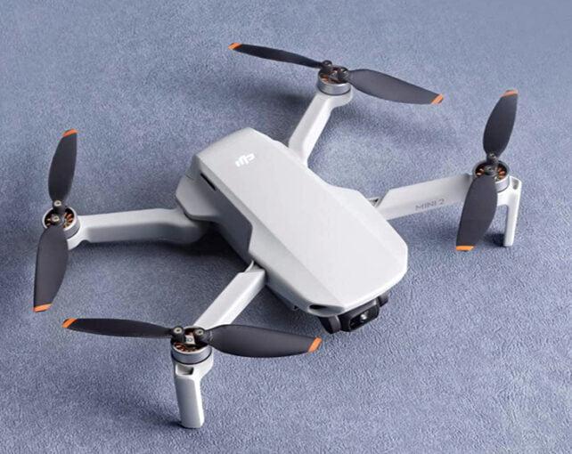 DJI Mini 2 Ultralight Folding 4K Camera Drone