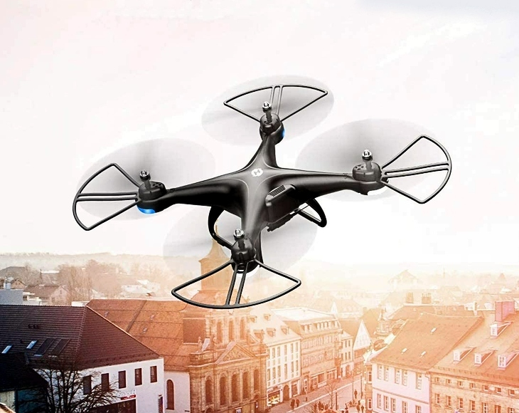 Holy Stone HS110D FPV RC Camera Drone